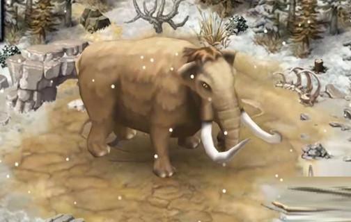 mammoths-dinosaurs