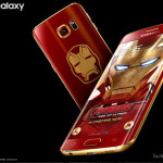 Limited Edition Iron Man themed Samsung Galaxy S6 Edge Released