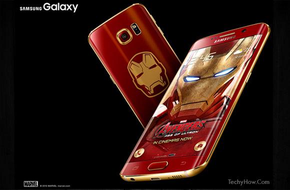 Samsung-S6-Edge-Iron-Man-Limited-Edition