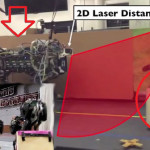Watch Military Funded Cheetah Robotic Machines with Lacer Vision Developed