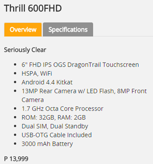 cloudfone-thrill-600FHD-techyhow-com