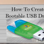 How To Create Bootable USB Drives
