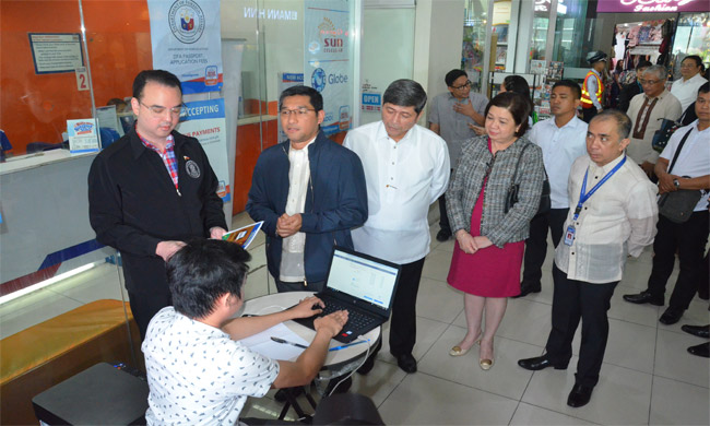 DFA launches ePayment Portal for passport applications