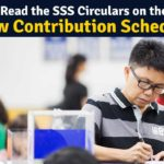 SSS new contribution rate and schedule of payment