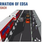 DOTr reveals new lane system in EDSA