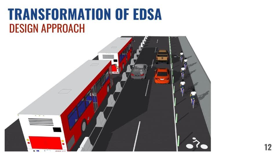 edsa new lanes